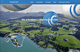 LeviCraft Website